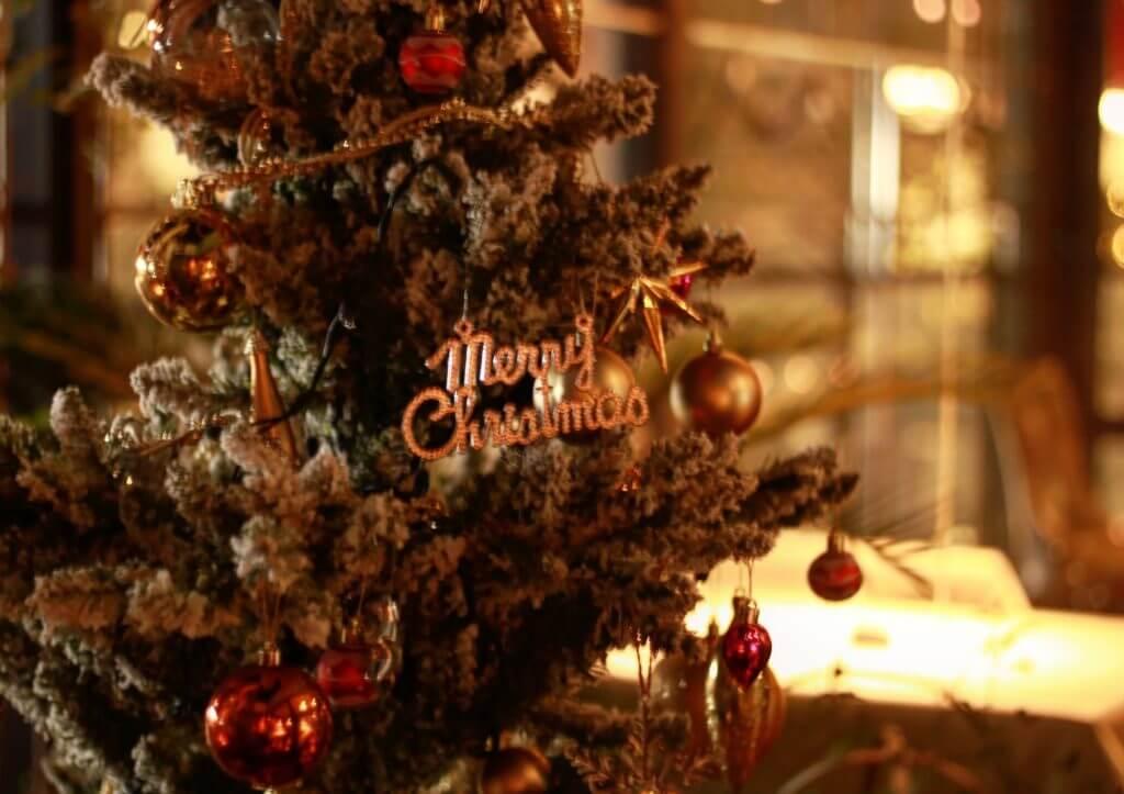 令和元年クリスマス限定ディナーコース予約受付スタート